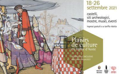 Special promo Plaisirs de culture en Vallée d'Aoste